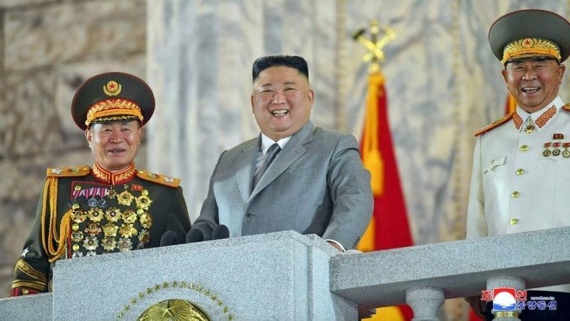 Kim's Regime