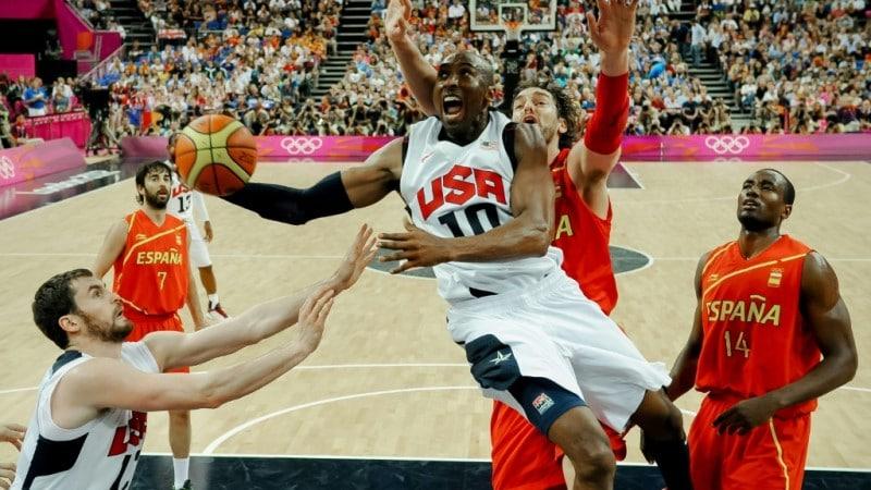 Kobe Bryant in Olympics