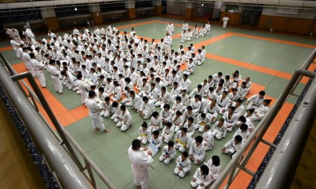 Kodokan: Near-Religious Experience for Foreign Judo Pilgrims