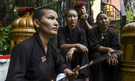 Himalayan Kung Fu Nuns Battle Against Stereotypes