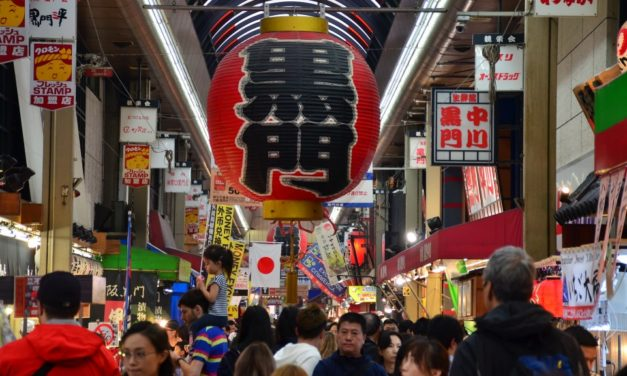 Get to Know Japan's Famous Kuromon Market