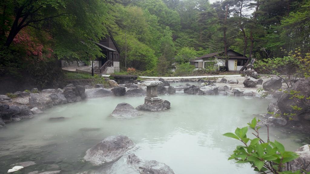 Kusatsu Onsen - Gunma, Japan © Karl Stanton