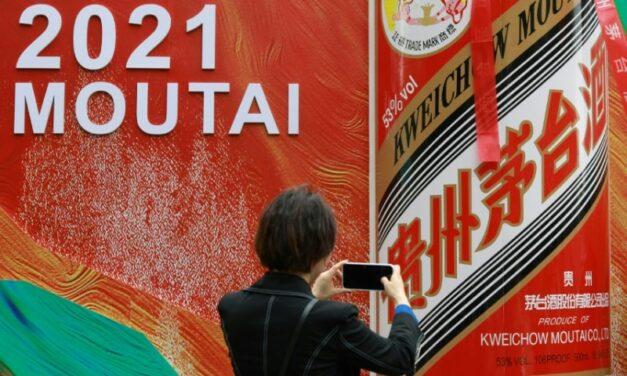 Ex-Head of Chinese Liquor Giant Moutai Jailed for Life for Bribery