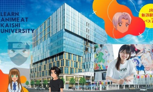 Japanese University Set to Offer Anime and Manga Courses