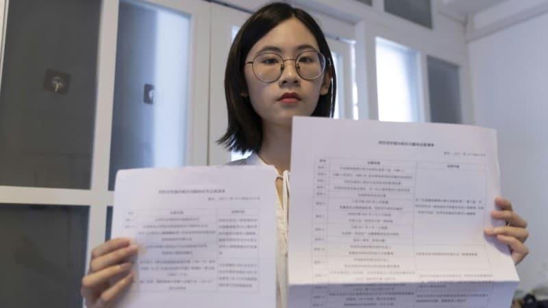 LGBT Activist Xixi