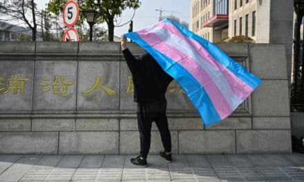 Transgender Woman Challenge Chinese Law in Landmark Case