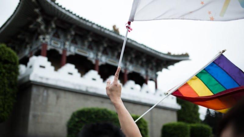 LGBT Pride, Taipei City ©Taiwan Scenery Gallery
