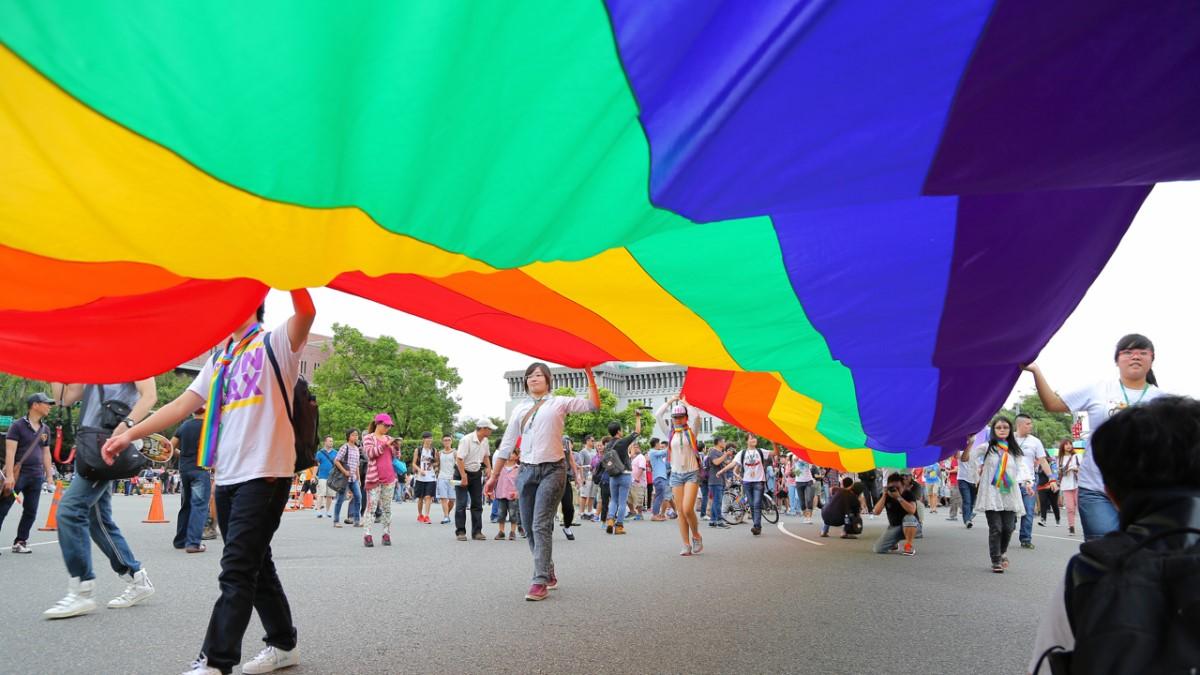 LGBT Pride - Taiwan - Louis