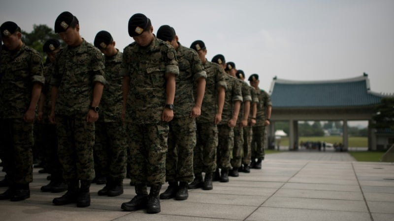 LGBT Soldiers in South Korea