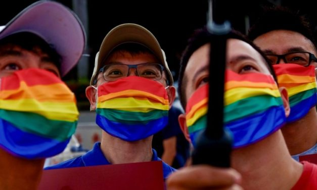 Freed From Coronavirus, Taiwan Celebrates Pride Month