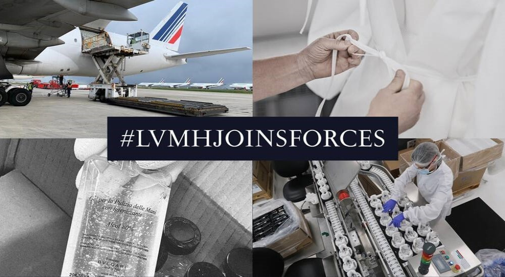 LVMH Joinforces Campaign