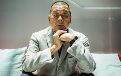 Prepared for Prison: Hong Kong Media 'Rebel' Tycoon Jimmy Lai Express No Regrets