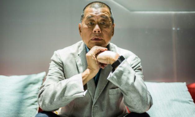 Prepared for Prison: Hong Kong Media 'Rebel' Tycoon Jimmy Lai Express No Regrets