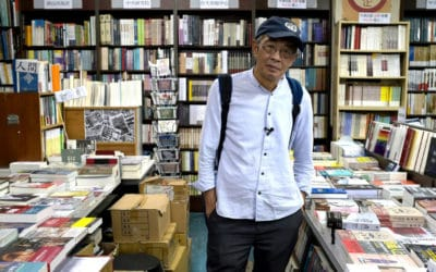 Hong Kong Dissident Reopens Bookshop in Taiwan