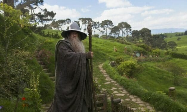 Orc-Ward! Amazon Ends New Zealand's Role as Middle Earth