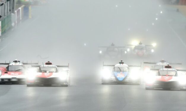 Taiwan Team Told to Remove Flag before Le Mans Race