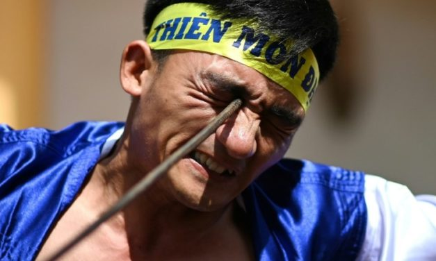 Ancient Eye-Popping Martial Art Gains Popularity in Vietnam