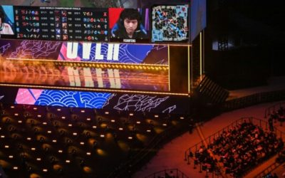 Shanghai Builds $900M Hub in Push to be eSports Leader