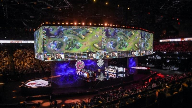 League of Legends World Final