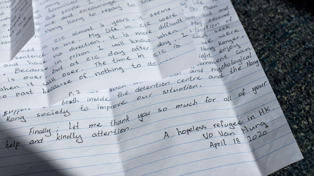 Letter Written to the Public by Vo Van Hung.afp