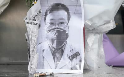Death of Whistleblower Doctor Sparks Outrage in China