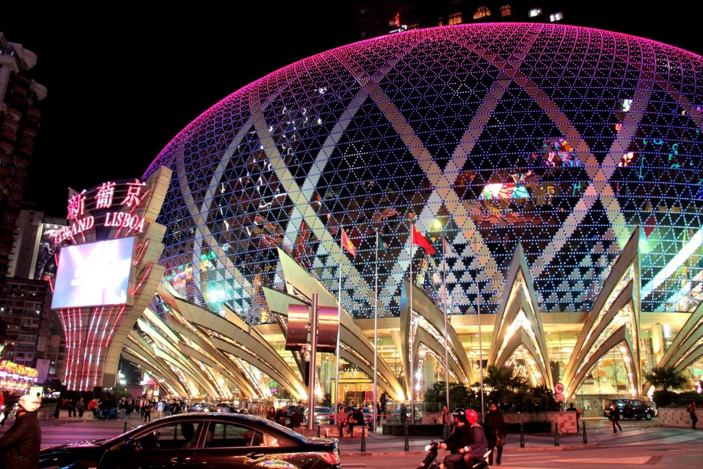 Lisboa Casino, Macau