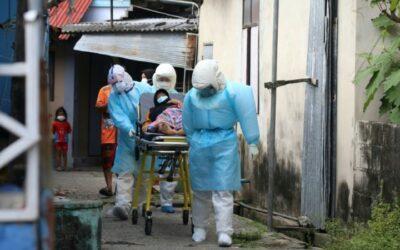COVID Cases Surge in Asia as Delta Wreaks Havoc Worldwide