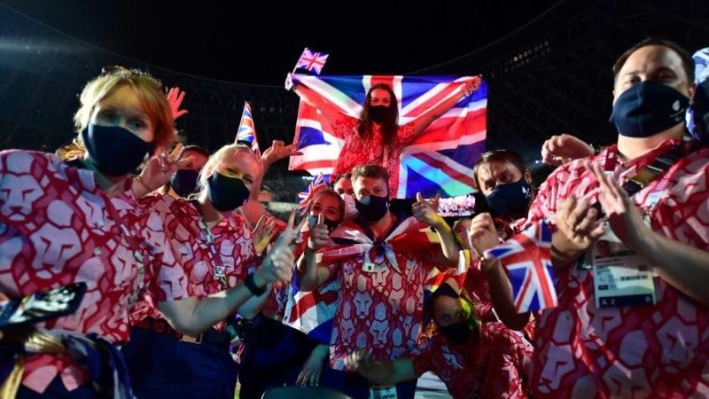 London Delegates at the Paralympics