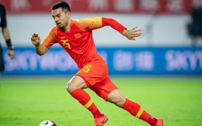 London-Born Nico Yennaris: The First Naturalized Soccer Player for China