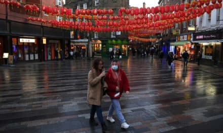From London to San Francisco: Chinatowns Across the World Hit Hard by Fears
