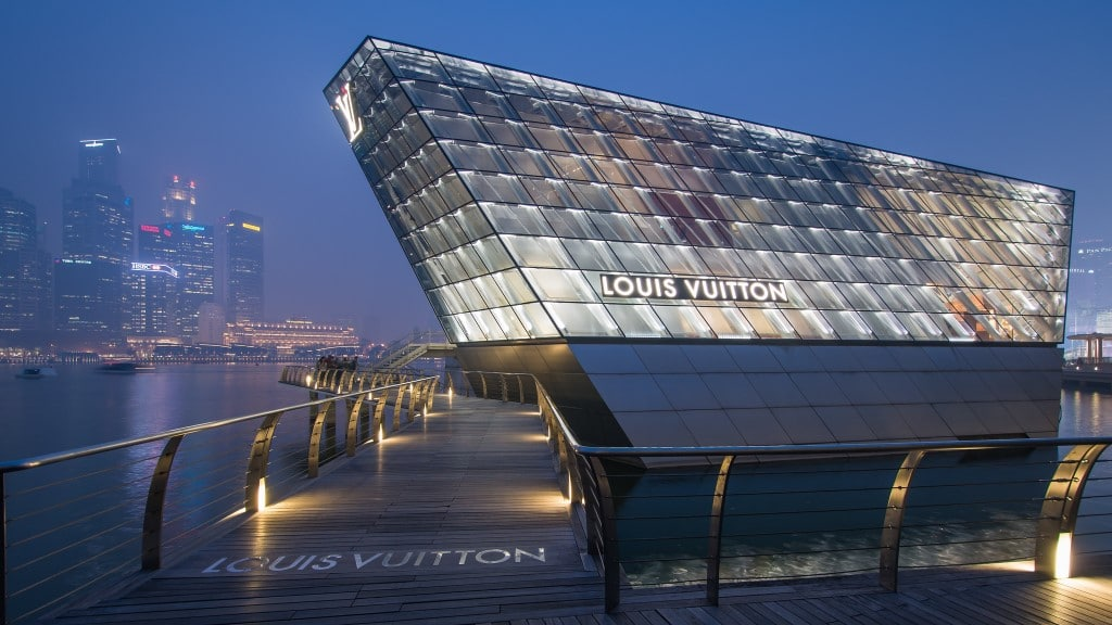 Louis Vuitton - Singapore ©Jeremy Hui