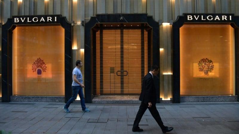 Luxury Goods Smuggling in Hong Kong