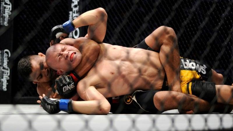 MMA Championship in Singapore