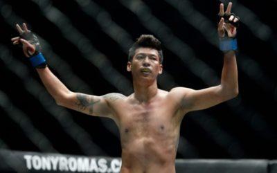 Myanmar's 'Burmese Python' Defends MMA Fighter Arrested by Junta