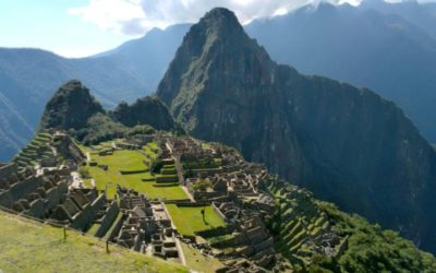 Peru's Machu Picchu Reopens for One Japanese Tourist