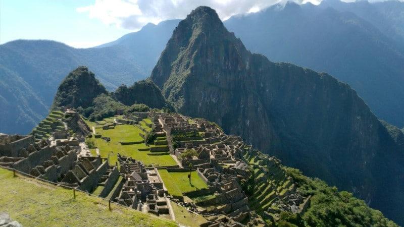 Machu Picchu Reopened