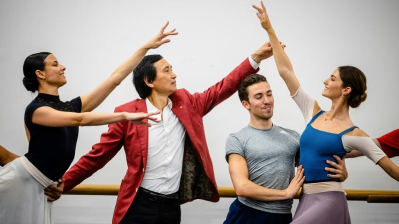 Madame Mao's Elite Ballet School
