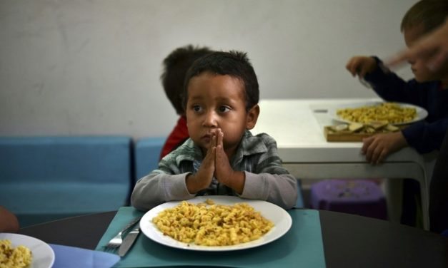 One Third of the World's Young Children are Malnourished