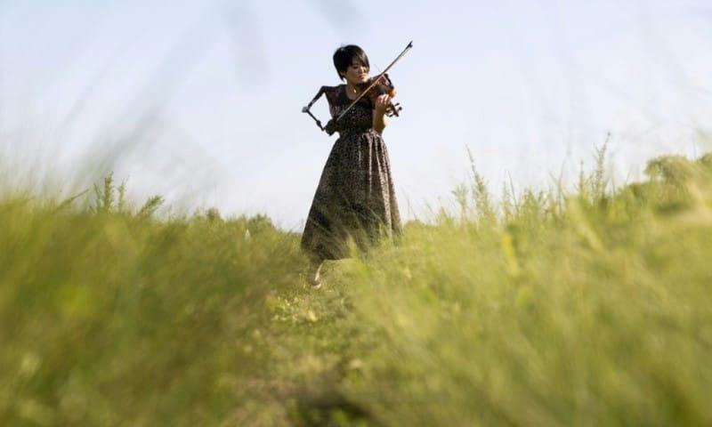 Manami Ito Turned to Violin