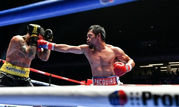 Manny Pacquiao: Philippine Icon, Boxer… Next President?