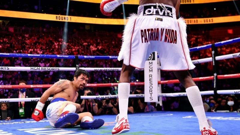 Manny Paquiao vs Yordenis Ugas