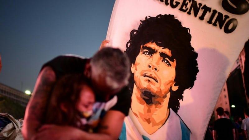 Maradona's Death