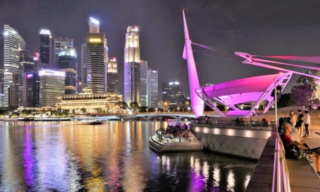 Singapore: The City of the Future