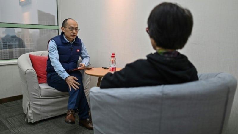 Marriage Counsellor Zhu Shenyong
