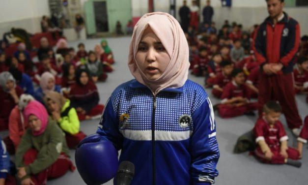 Pakistan's Hazara Women Strike Back with Martial Arts