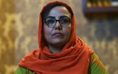 Mary Akrami, Fighting to Keep Afghan Women's Shelters Open