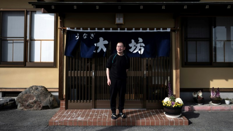 Masakazu Daibo Returned to Fukushima