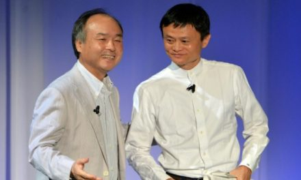 Masayoshi Son Steps Down from Alibaba Board After Jack Ma