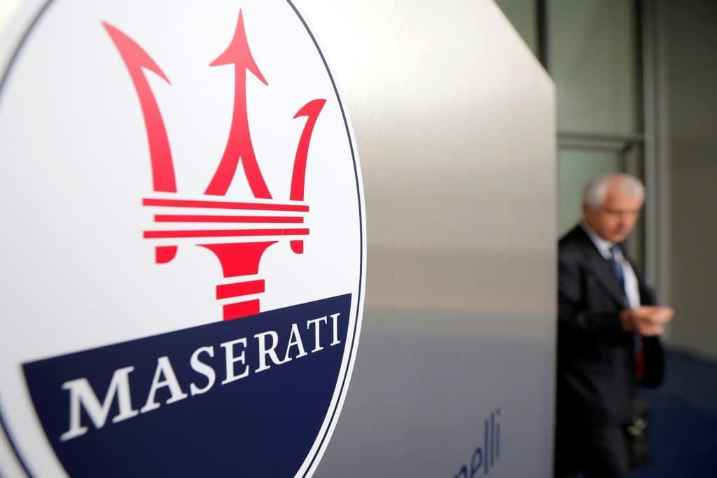 Maserati©AFP