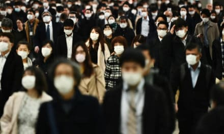 Japan Towns Offer Masks as Reward for Tax Donation